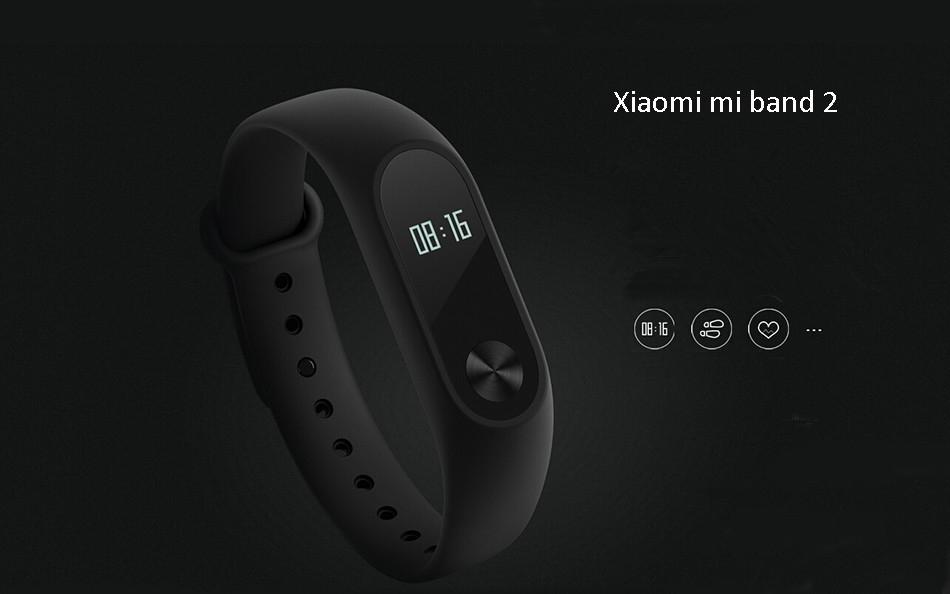 Opaska Xiaomi Mi Band 2